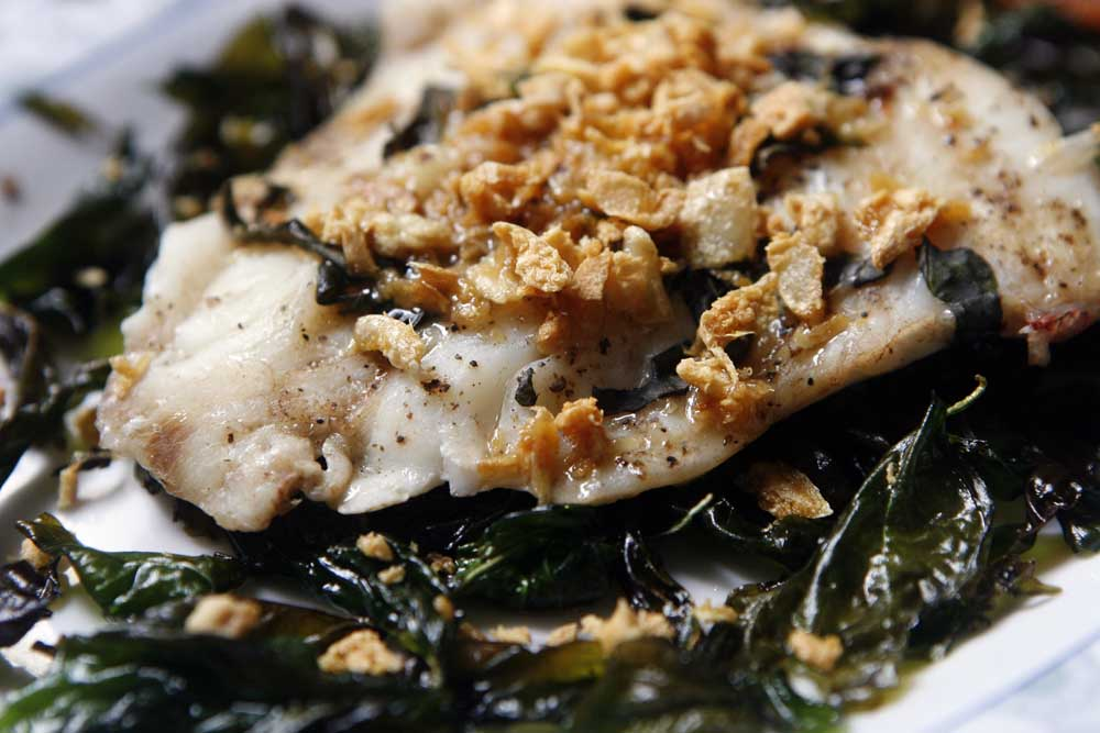 how to cook fish en papillote