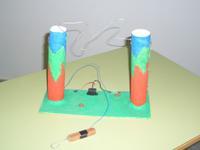 xogo electrico para comprobar o pulso