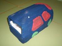 detector de xeo integrado nun coche