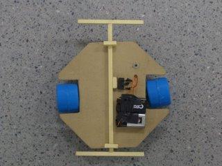 plataforma mobil que detecta obstaculos