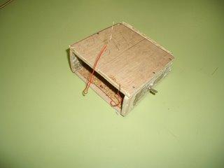 detector de xeo montado