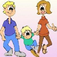 Dueñas y Gema son padres