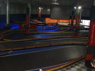 Circuito de cars de Xanadú