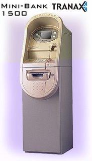 Imagen del cajero Tranax Mini-Bank 1500