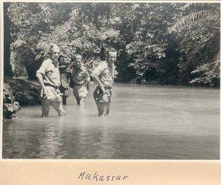 Waterval op Makassar - klik om te vergroten