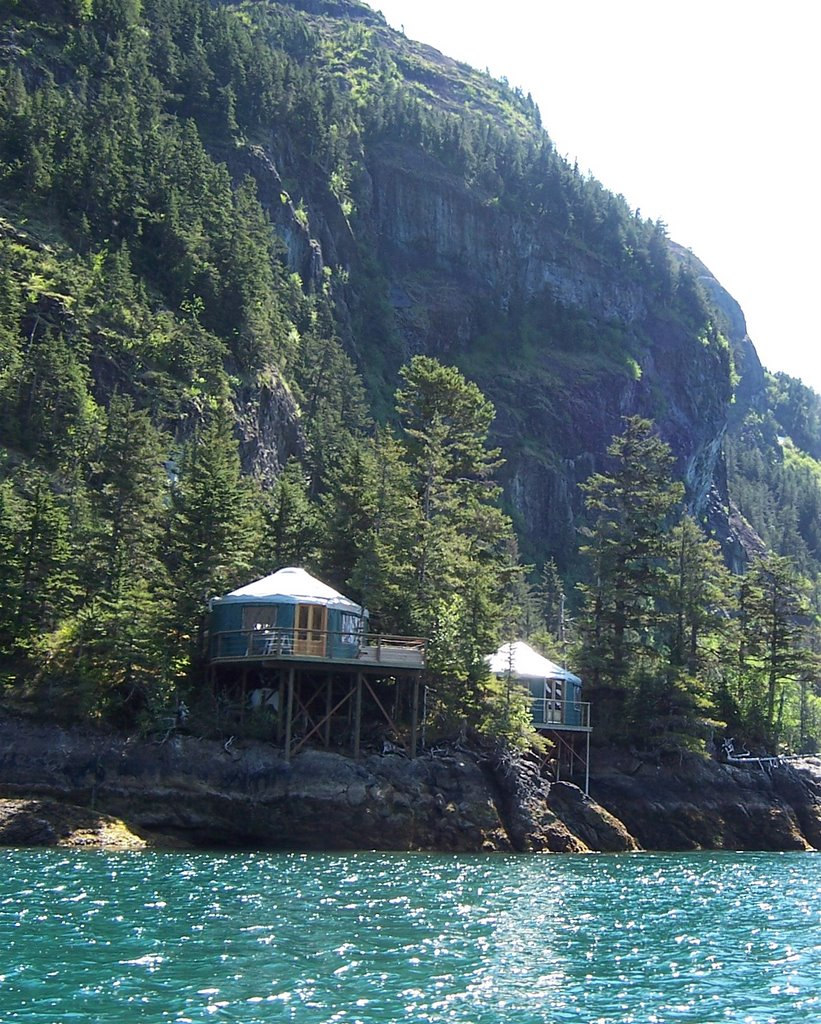 Orca island cabins for Big island cabins