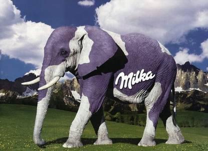 Funny Future Milka