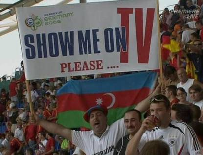 Show me on TV