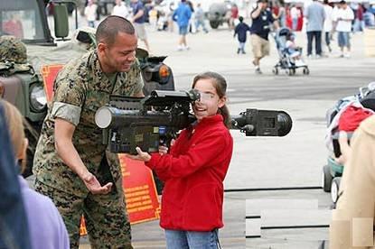 Gift from Iraq War