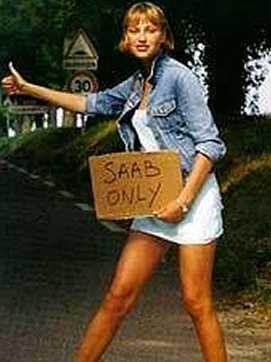 Saab girl