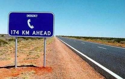 Emergency Phone in Australia