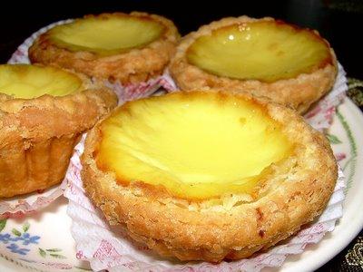 Tong Kee Egg Tarts