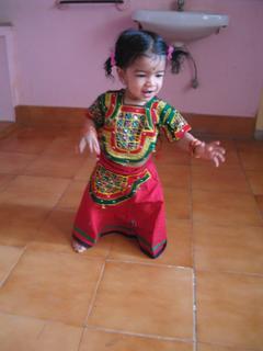 Dance step?