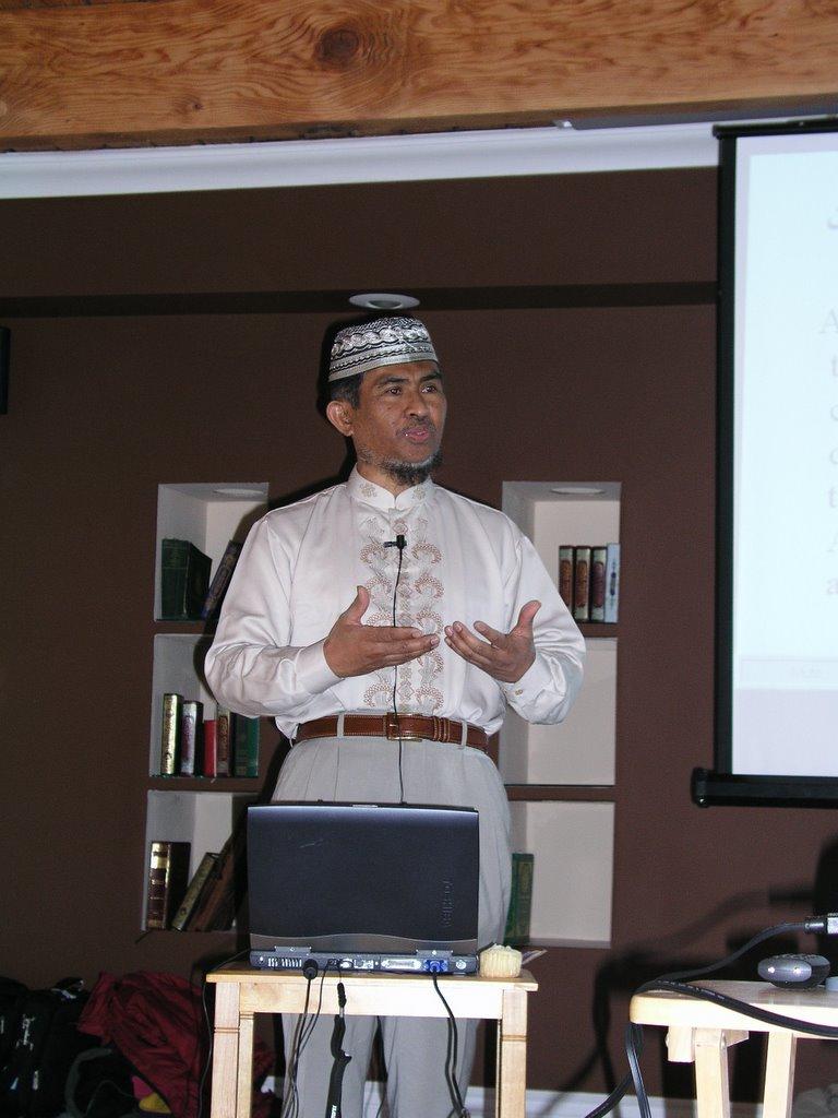 Pengajian Dec 2005 The Hajj Ritual & Celebration