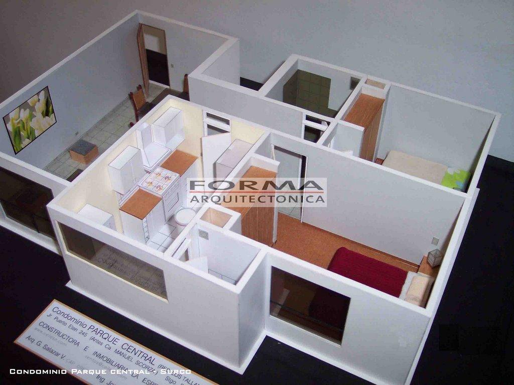 Arquitectura interiores dise o maquetas 2006 05 21 - Empresa diseno de interiores ...