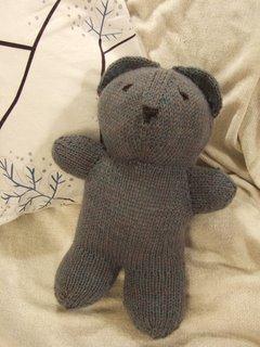 Baby Bobbi Bear