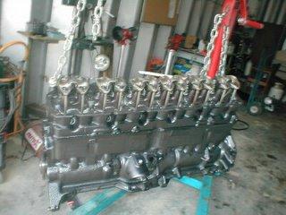 Jeep Stroker Motor
