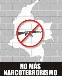 no mas armas en Colombia