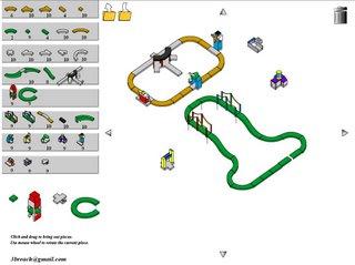 Track Layout Designer
