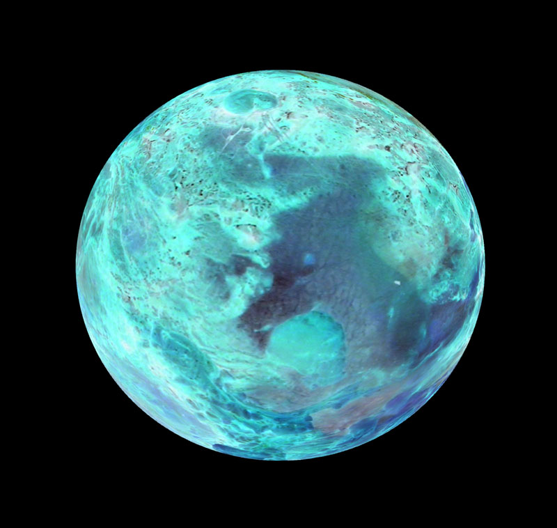 cool made up planets - photo #6