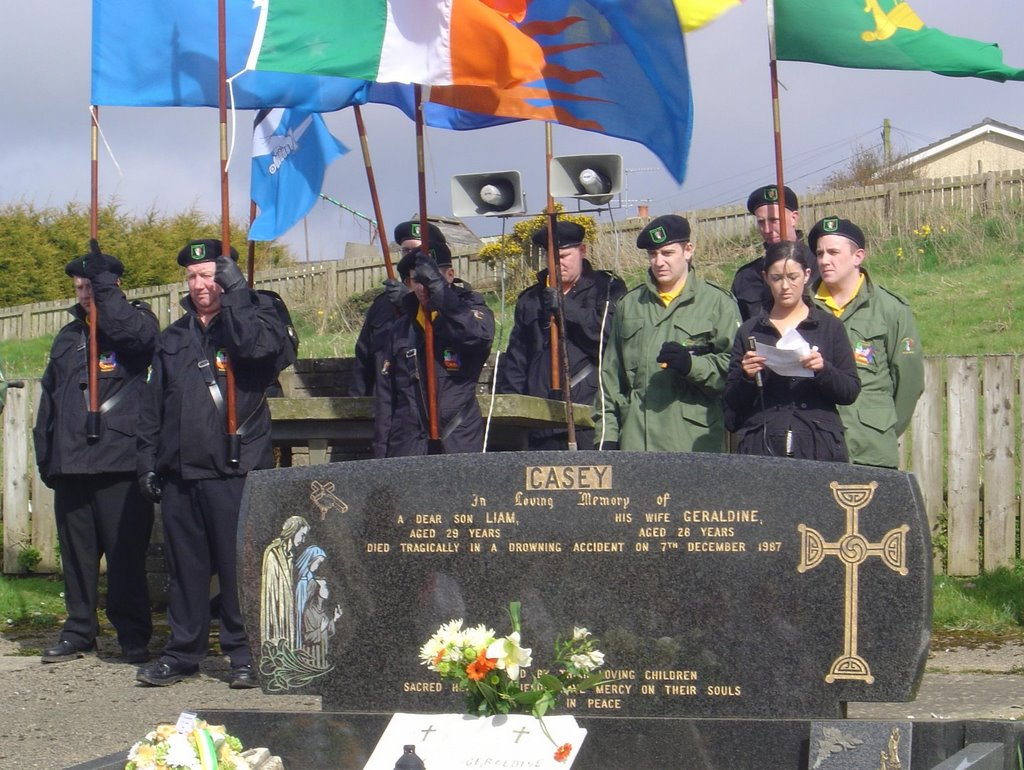 Irish Republican History & Remembrance.