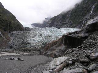 Franz Joseph Glacier - again
