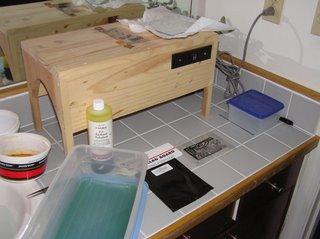 Photo etch materials