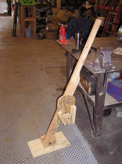 Bamboo Flag Puller