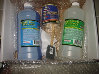 por 15 marine clean instructions