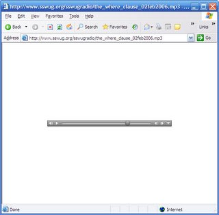 Quicktime Plugin Playing My Browser's MP3 Files