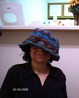 IMAGEN: Sombrero antes de afelpar
