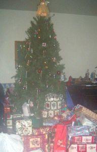 Prank Exploding Christmas Tree
