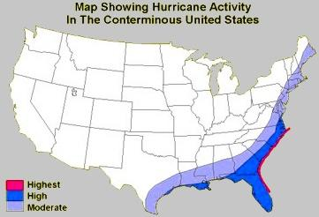 Hurricanes and Tornados