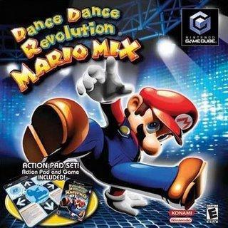 Dance Dance, Mario