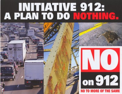 NO on 912 (for reasons having nothing to do with 912)