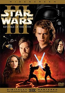 Star Wars Revenge of the Sith DVD