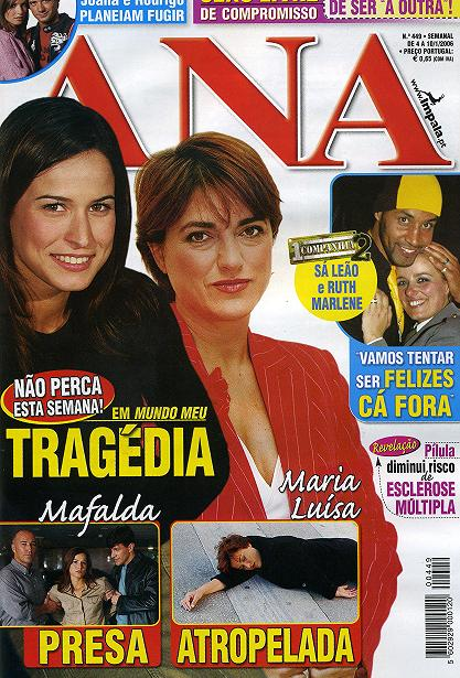 revista ana desta semana classificados viseu