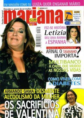 revista mariana portuguese porn