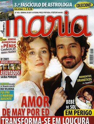 voyeurweb revista maria desta semana