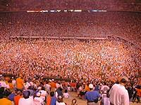 Aftermath of 1998 UT victory over Florida