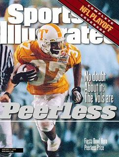 My 10 Most Memorable UT Football Moments