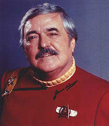 James Doohan, 'Star Trek's' Scotty, dead