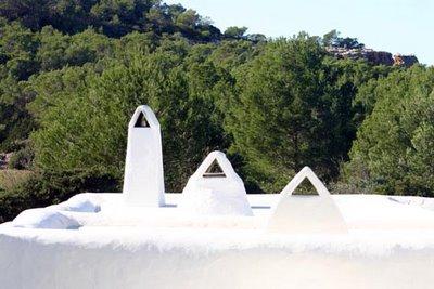 Ibiza a pie de foto casas de ibiza for Arquitectura ibicenca