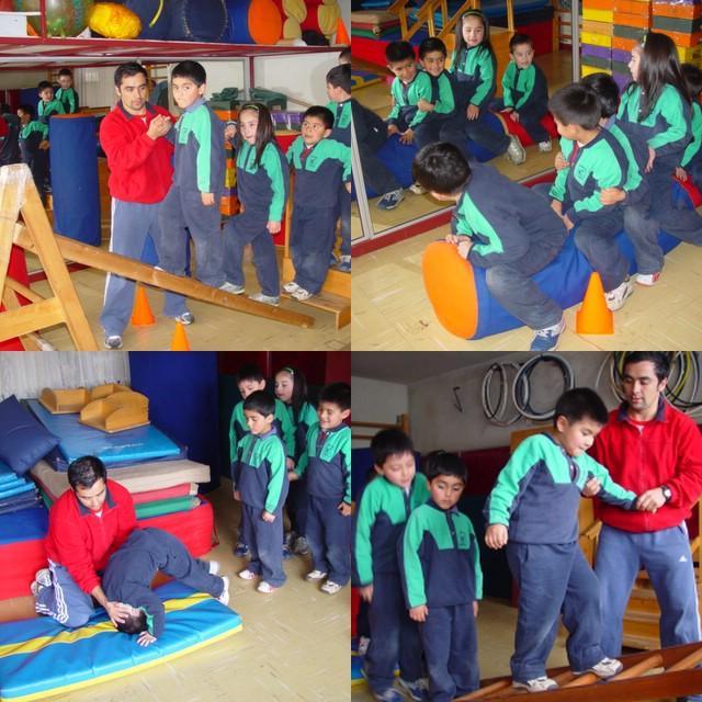 Jardin Infantil Monteverde Temuco Septiembre 2005