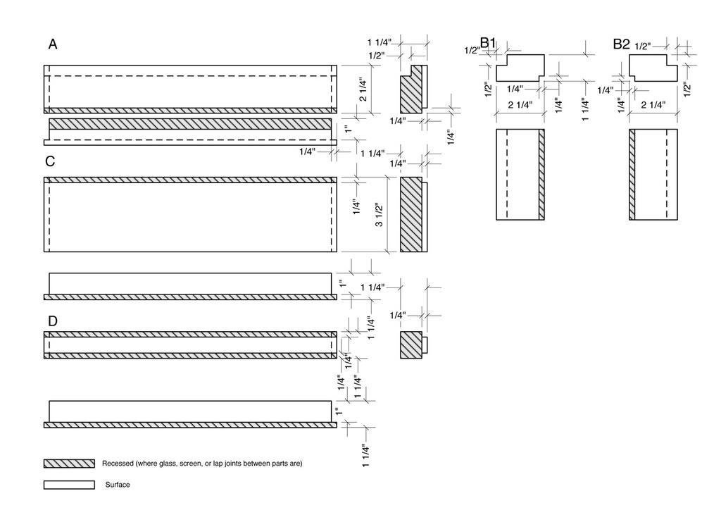 Pdf diy wood storm window plans download wood storage box for Window frame plan