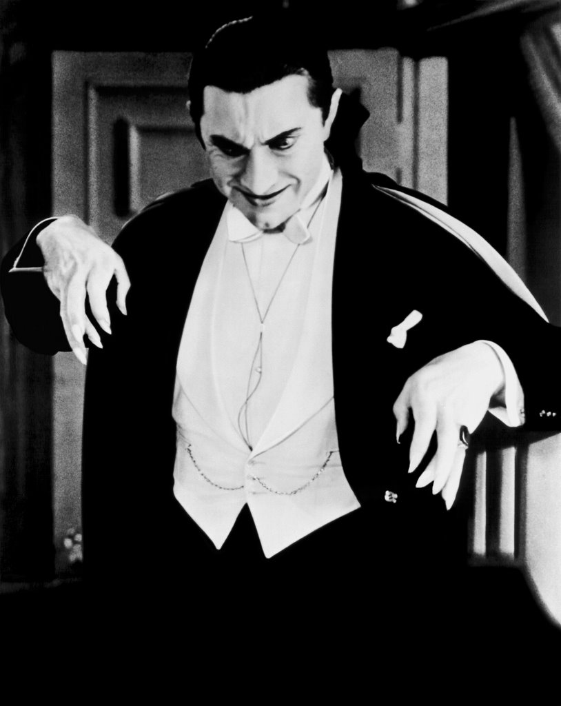 Bela Lugosi as Dracula