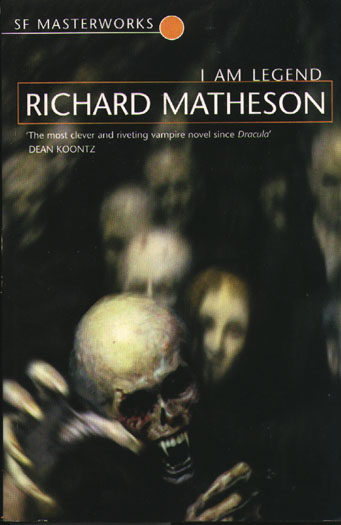 loneliness in the novel i am legend by robert neville I am legend (sf masterworks no2)  who's writing the book richard matheson  or his fictional protagonist, robert neville  back (less we get too close) by the  final sentence as it reveals neville's sad, lonely determinism.