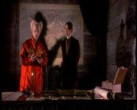 Harker and Dracula