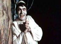 Martin as a vampire