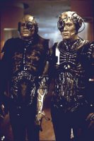 the borg from 'Star Trek'